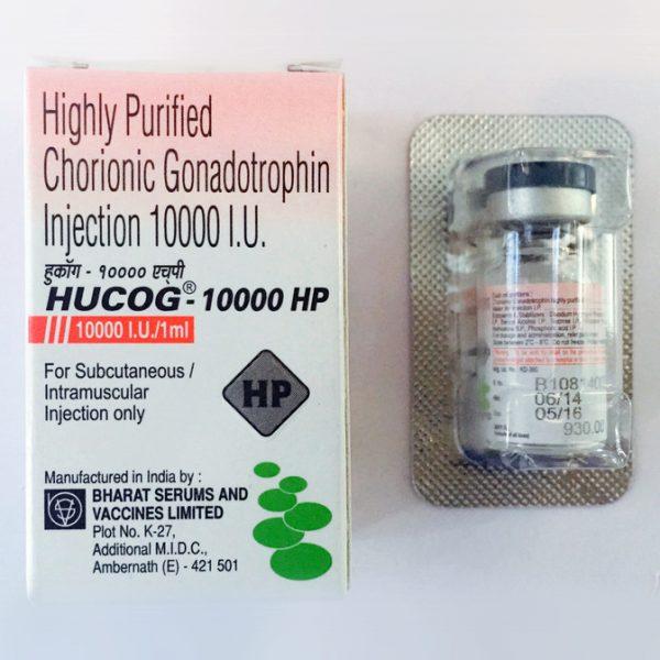 Buy HUCOG 10000IU online